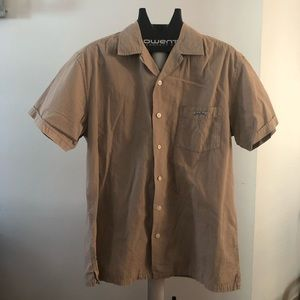Lucky Brand Men's Button Down Shirt